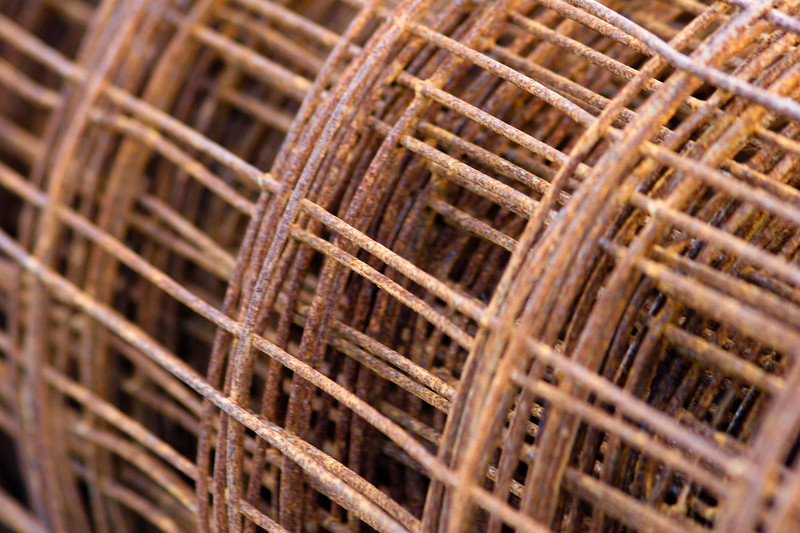 Rusty Welded Wire_SS6536