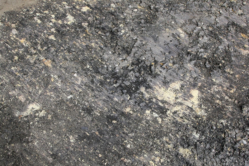 Texture of asphalt