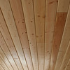 tongue and groove pine ceiling