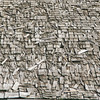 old shake shingle roof