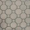 Texture of gray tile flooring