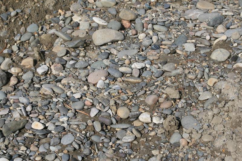 smooth stone gravel