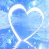 Reflected heart