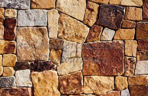 Stone Natural cobble field wall texture closeup