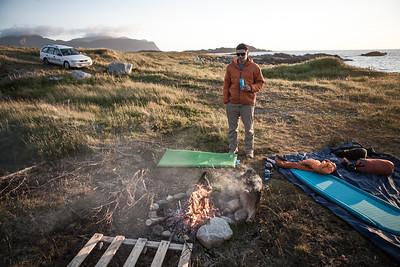 Pallet Fire Luxury