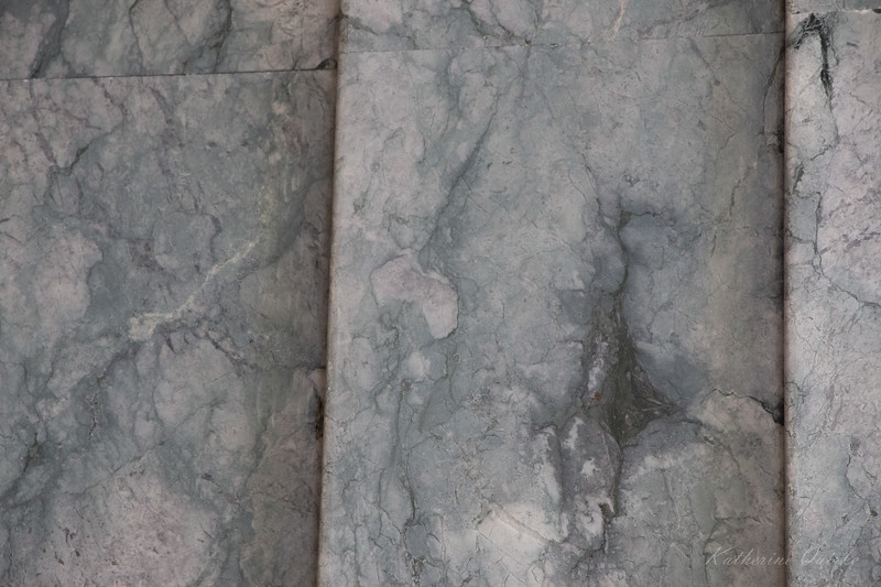 Marble Building Wall