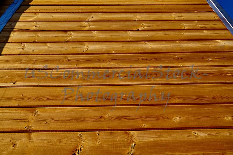 Wood Pine Board Wall