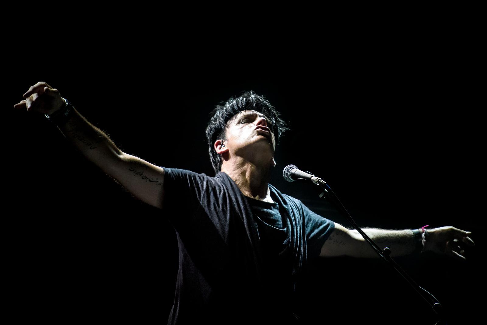 Gary Numan Performs in Toronto