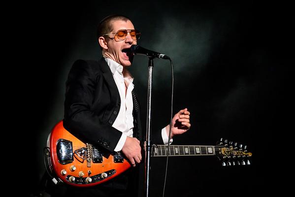 Arctic Monkeys Perform in Toronto