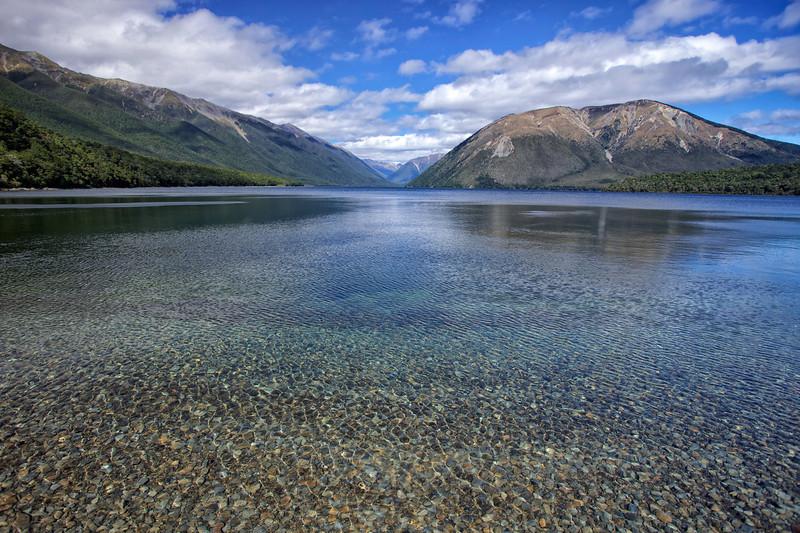 Lake Rotoiti Clear