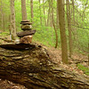 Another shot of my Deep Creek cairn.