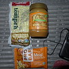 I lay out some food products for my trip report.