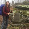 "This is Amy's pic from her trail journal as seen here---and shows Amy at the start of her journey---<br /> <br /> <a href=""http://www.trailjournals.com/entry.cfm?id=487308"">http://www.trailjournals.com/entry.cfm?id=487308</a>"