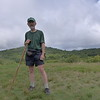 I meet this dayhiker from Charlotte who's trail name is Wunky who did the AT twice, once in 1998 and 2001.
