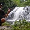 Peace and Love at Middle Falls.
