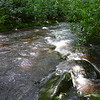 Here is the rough crossing below Bearpen Camp if you're going downstream 5 crossings to Meadow Branch Camps.