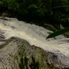 Big Falls on Snowbird Creek.