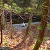 Dayhiker on Boat Ramp Rock.