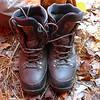 My winter boots, Zamberlan Vioz.