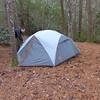 Patman's Big Agnes Copper Spur 3 tent.