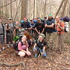 Carson Newman College on the Nutbuster trail.