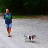Little Mitten and Zoe dog.