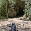 Resting in Black Cave Camp.