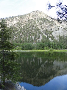 Little Kern Lake (6,224); Golden Trout Wilderness, Sequoia National Forest, June 1, 2013.