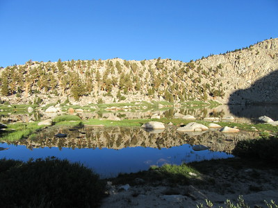 Chicken Spring Lake (11,212); Golden Trout Wilderness, Inyo National Forest, August 25, 2017