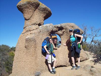 Enchanted Rock Feb08