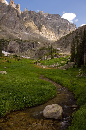 Hard to describe in words how beautiful this valley was....It's a privilege to live so close to such an amazing wilderness area.