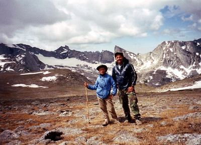 1991 Wind River Range