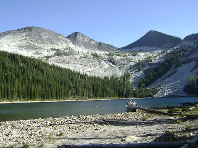 YEAA!!  This is IT....Blodgett Lake!