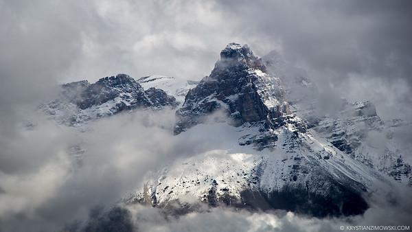 Yoho Peak