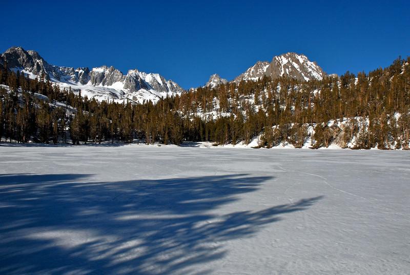 Black Lake @ midday