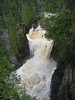 Day 3: Devil's Kettle in Judge CR Magney State Park where half the water of the Brule River disappears underground.