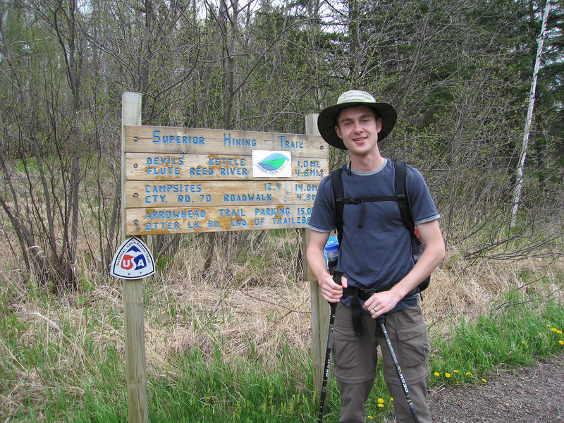 Day 3: I take off on my own at Judge CR Magney State Park. 28 more miles on the SHT followed by 57 on the Border Route trail to go.