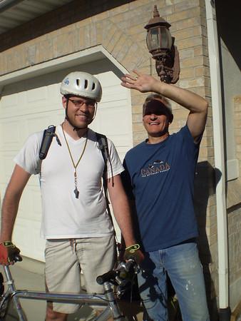Brandon's Biking Adventure in Utah - July 2009