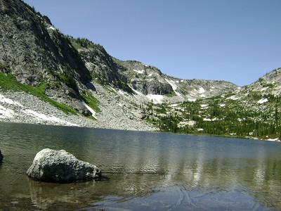 Bryan Lake 2008