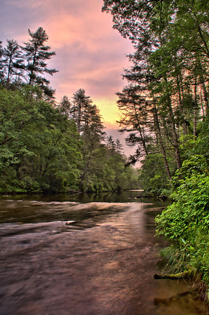 Chatooga River/Foothills Trail 6/2014