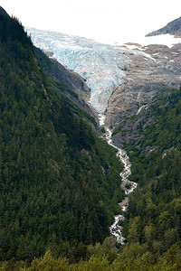 Irene Glacier Chilkoot Trail Finnegan's Point