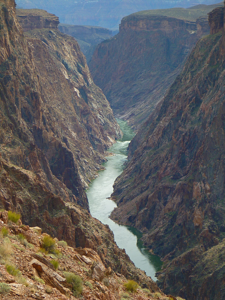 Day 2 - The inner gorge of the Colorado River