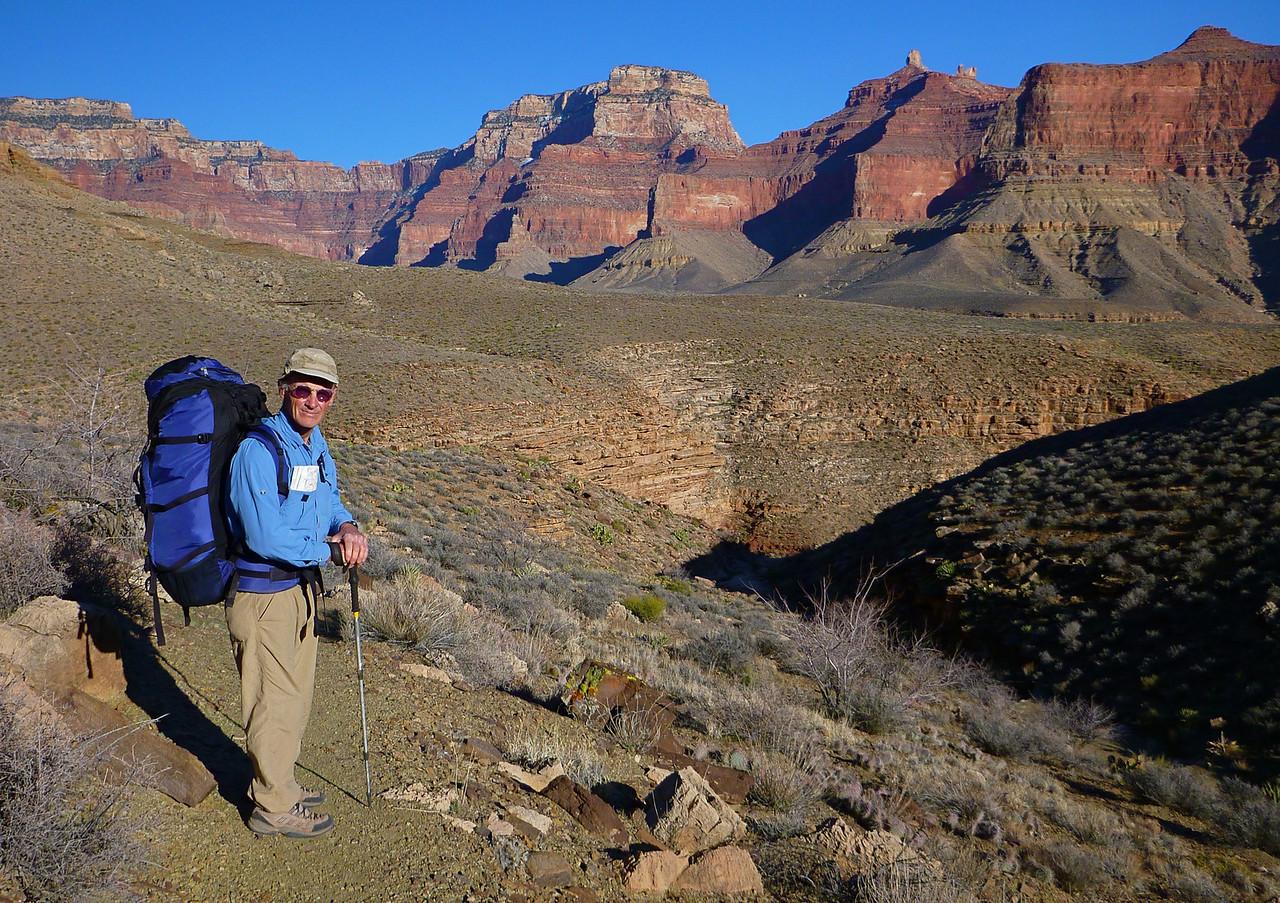 Day 2 - Hiking the Clear Creek Trail