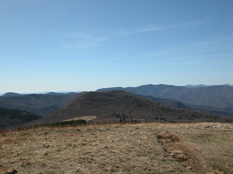 Sam Knob from the Art Loeb Trail