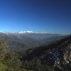 Another panoramic view of the Mt. Baldy area.