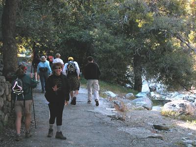 Icehouse Canyon - May 2005