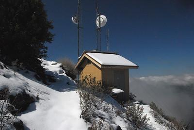 Josephine Peak : Strawberry Peak Failed Attempt- April 2007