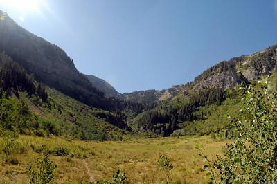 Mount Timpanogos, Uinta Mountain Range, Utah- September 2006