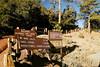 Mt. Baden-Powell trailhead at Vincent Gap.