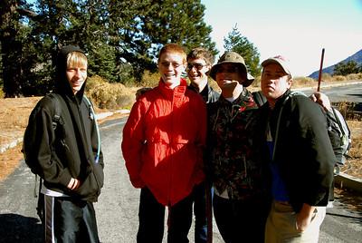 Mt. Islip November 2006